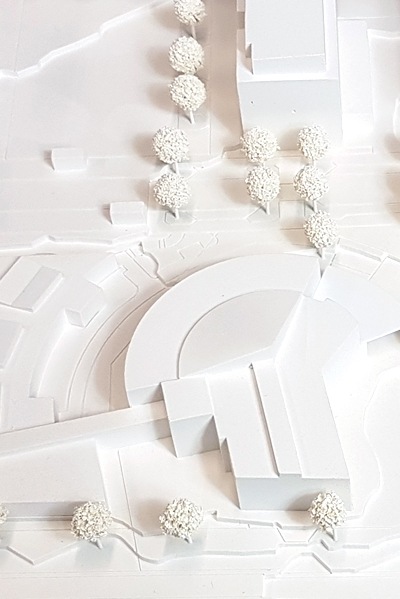Architekturmodelle Modellbau NOVUM Stuttgart